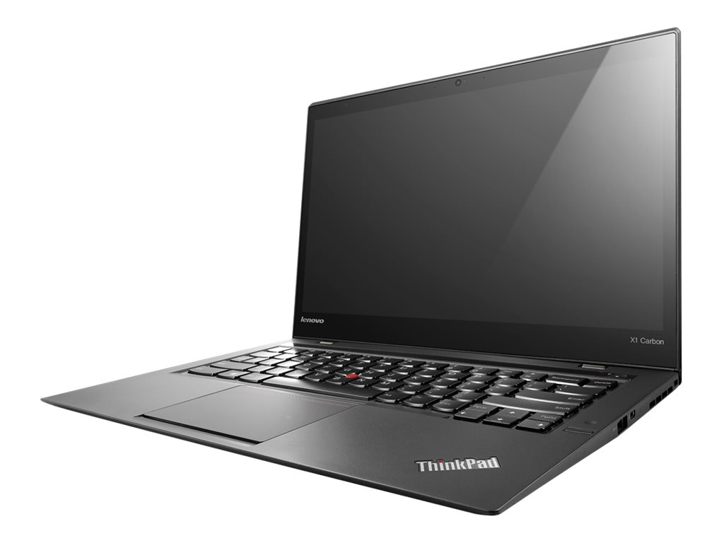 Open Box Lenovo ThinkPad X1 Carbon Core i7-5600U 2.6GHz 8GB 256GB SSD ac BT FR WC 8C 14 WQHD MT W8.1P64, 20BT003MUS, 31486630, Notebooks