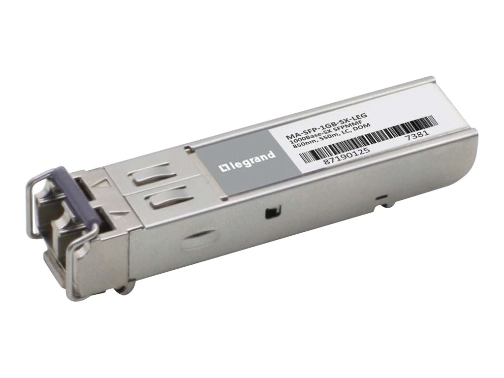C2G Cisco Meraki MA-SFP-1GB-SX Compatible 1000Base-SX SFP TAA Transceiver
