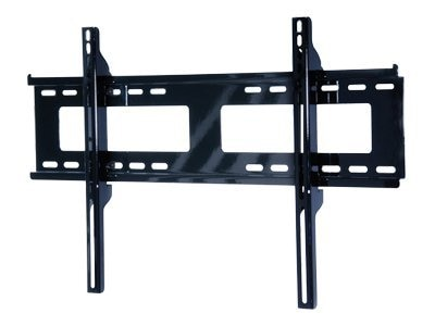 Peerless Universal Flat Wall Mount for 37-75 Displays, Black, PF650, 8446314, Stands & Mounts - AV