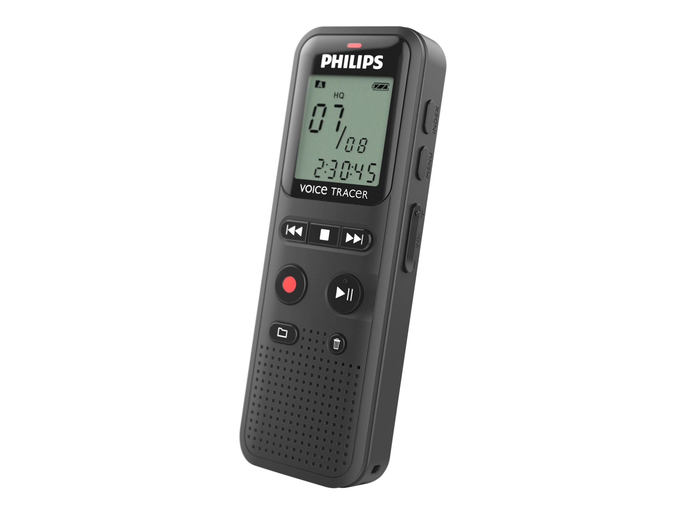 Philips VT Easy Notes 1 Touch Recording Device