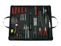 Rosewill 90-Piece Professional Tool Kit w Black Zipper Case