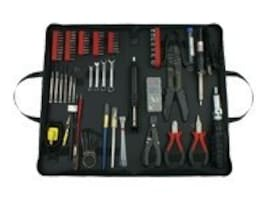 Rosewill 90-Piece Professional Tool Kit w Black Zipper Case, RTK-090, 15766105, Network Tools & Toolkits