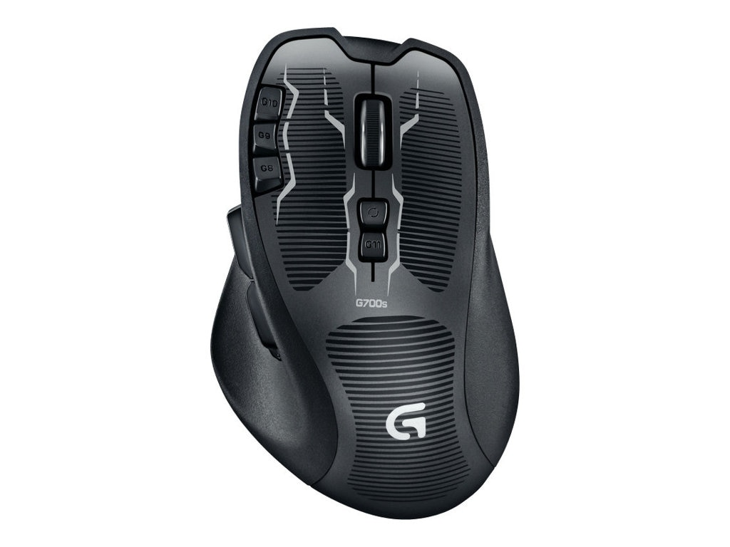 Logitech G700s Rechargeable Gaming Mouse, 910-003584, 15520439, Mice & Cursor Control Devices