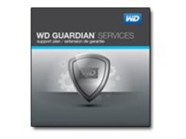 WD Guardian Express  1-year Plan, WDBBNS0000NNC-NASN, 16638990, Services - Virtual - Hardware Warranty