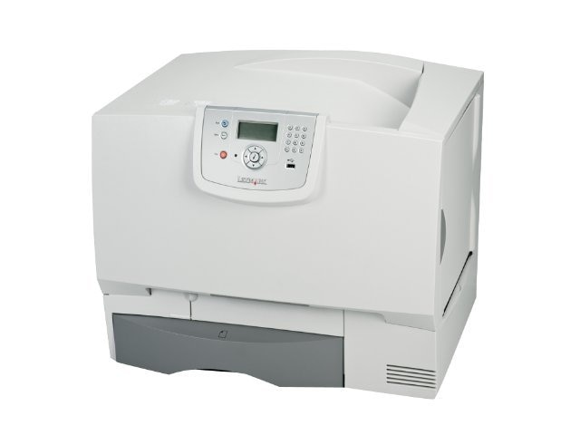 Lexmark C782n XL Color Laser Printer - HV (TAA Compliant), 10Z0350, 12484621, Printers - Laser & LED (color)