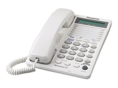 Panasonic 2-Line Integrated Telephone System with 3-Way Conferencing