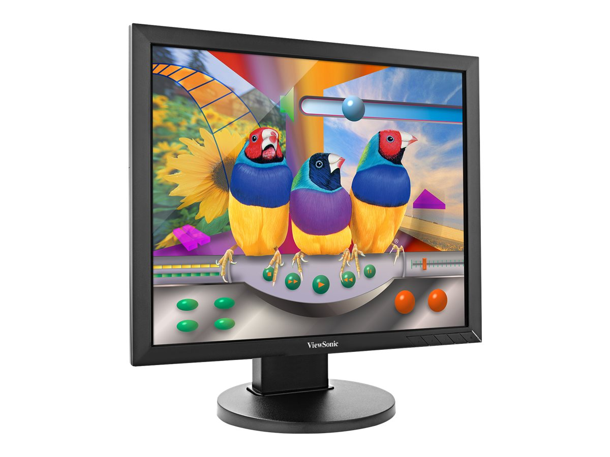 ViewSonic 19 VG939Sm LED-LCD Display, Black, VG939SM