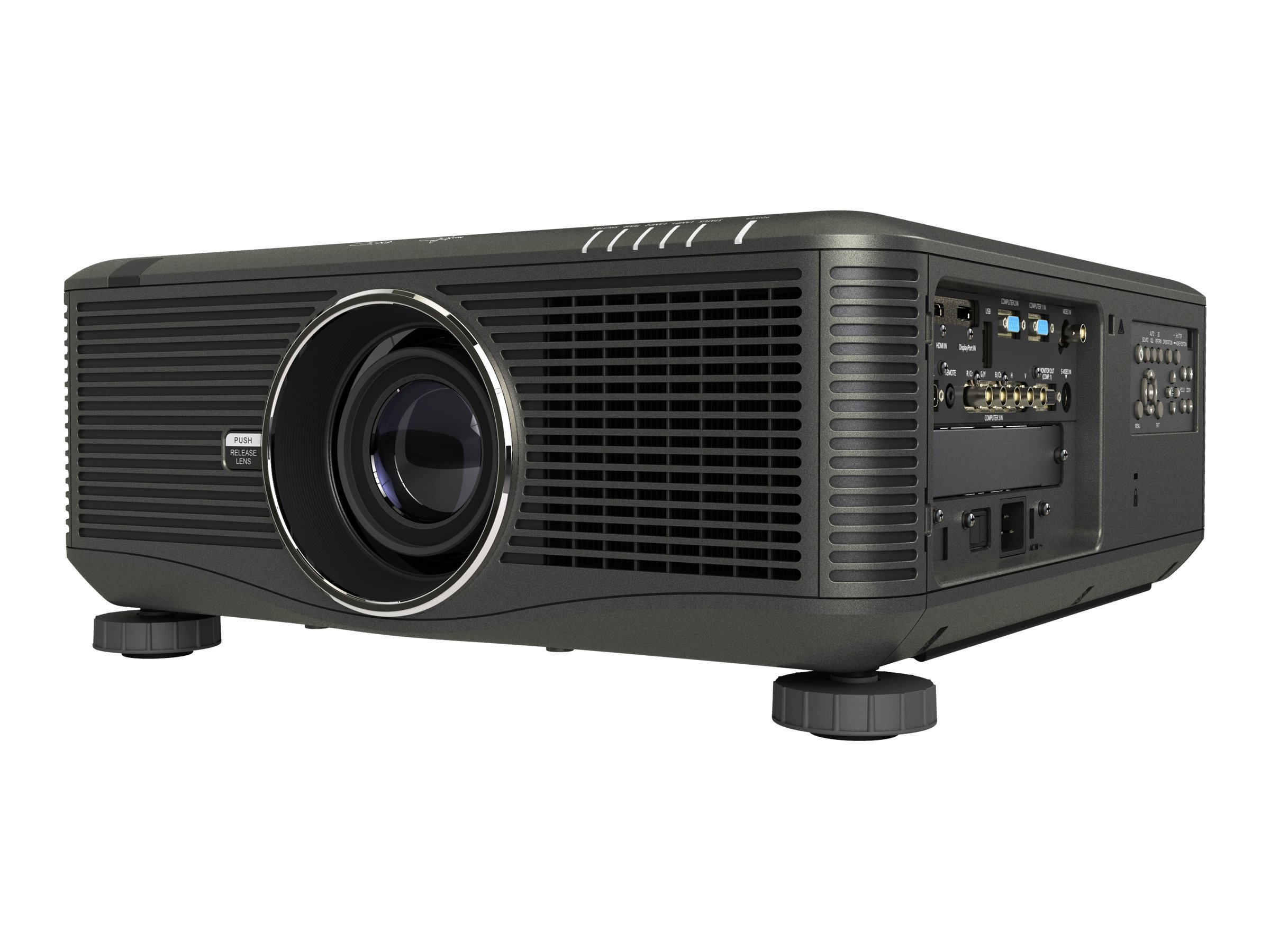 NEC Bundle PX800X DLP XGA Installation Projector, 8000 Lumens, with NP08ZL Lens