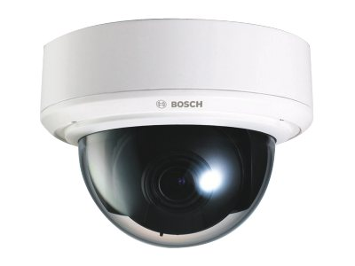 Bosch Security Systems Outdoor Electronic Day Night Dome Camera, 2.8-10mm Varifocal Lens