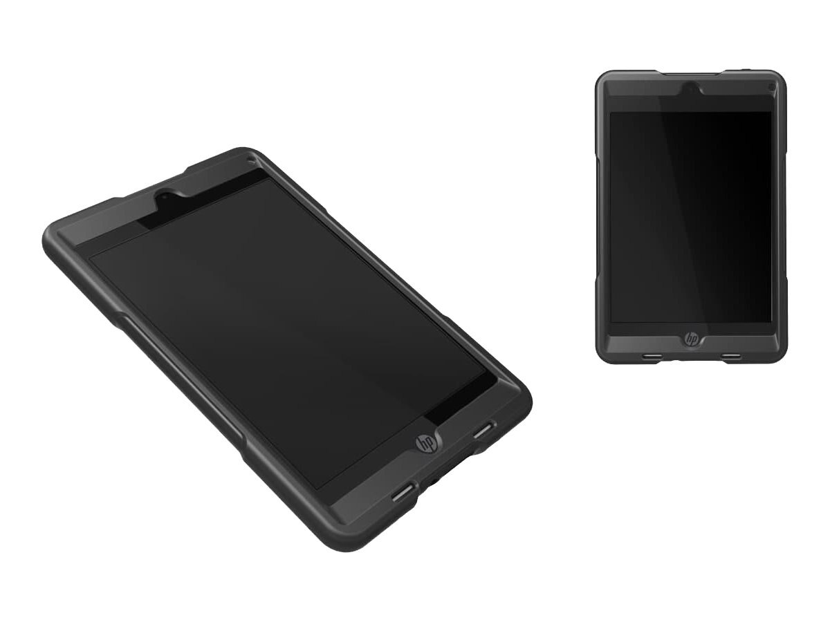 Kensington Blackbelt Rugged Case Protection for HP Slate 8 Pro, Black