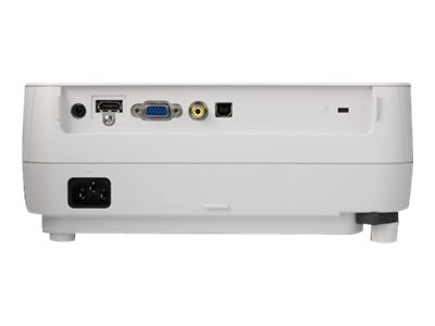 NEC VE281 SVGA DLP Projector, 2800 Lumens, White, NP-VE281