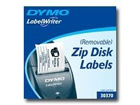 DYMO Zip Drive Cartridge Removable Labels