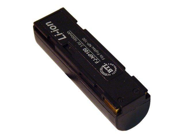 BTI Battery, Lithium-Ion, 3.7V, 1100mAh, for FUJI Finepix 4800, 4900, FJNP80, 7927212, Batteries - Camera