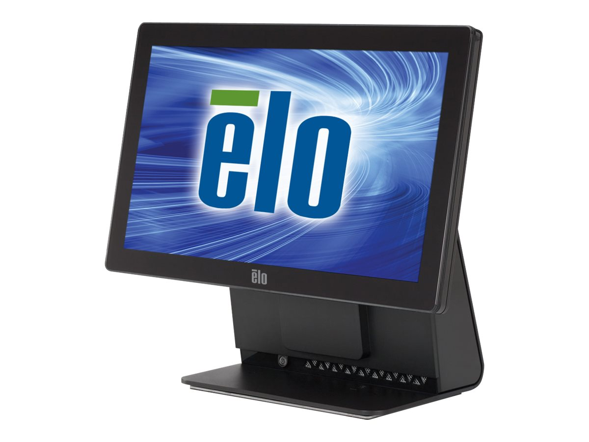 ELO Touch Solutions 15E2 Rev C 15 LED Touchcomputer Singletouch 4GB Win 7 Pro Black, E325013