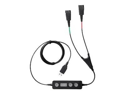 Jabra LINK 265 USB QD Training Cable, 265-09, 18126584, Cables