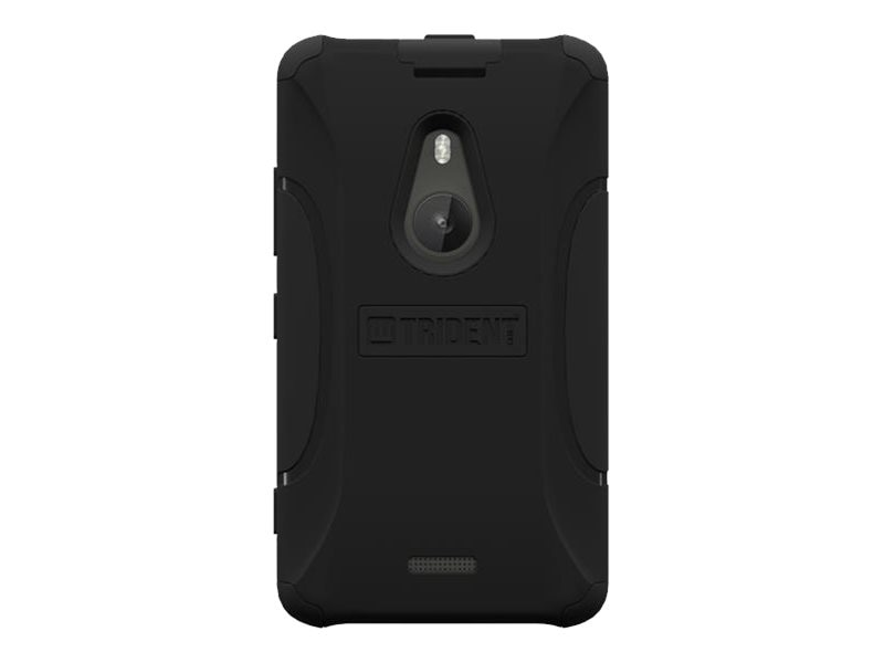 Trident Case Aegis Trident Polycarbonate & Silicone Case for Lumia 925 Smartphone, Black