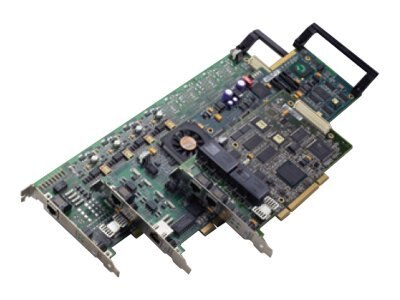 Dialogic 4-Channel DID PCI Half-Sized Card, 901-013-07, 8113835, Fax Servers
