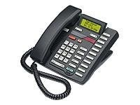 Aastra 9316CW Single Line Analog Telephone, Black, A1222-0000-02-00, 13542714, Telephones - Business Class