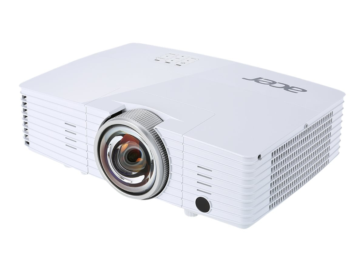 Acer S1385WHne WXGA DLP Projector, 3200 Lumens, White