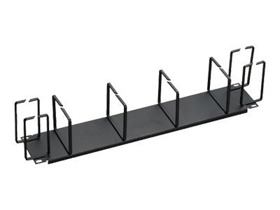 Black Box Horizontal Vertical Cable Manager, 19in, RM091, 9280803, Rack Cable Management
