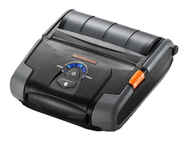 Bixolon SPP-R400 DT 4 Serial USB BT Printer w  Battery, Charger, Power & Belt Strap, SPP-R400BK, 18465834, Printers - POS Receipt