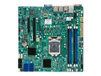 Supermicro Motherboard, Haswell UP X10SL7-F