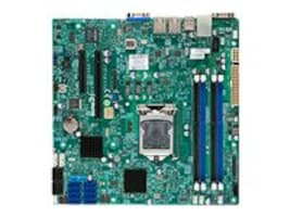 Supermicro Motherboard, Haswell UP X10SL7-F, MBD-X10SL7-F-O, 15792194, Motherboards