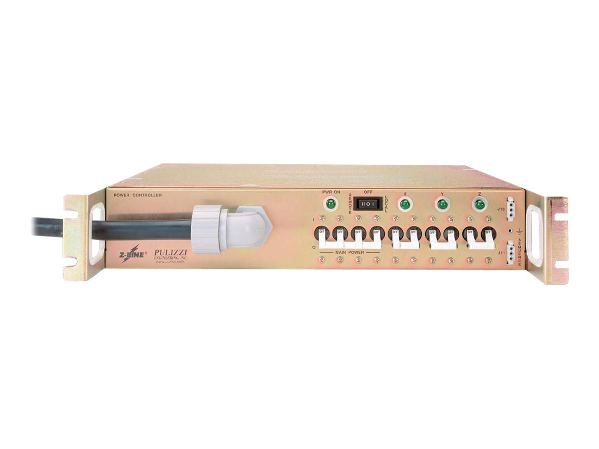 Eaton EPDU L21-30P 2U 11X5-20R 3XL6-20R Remote EPO, PC975, 9496840, Power Distribution Units