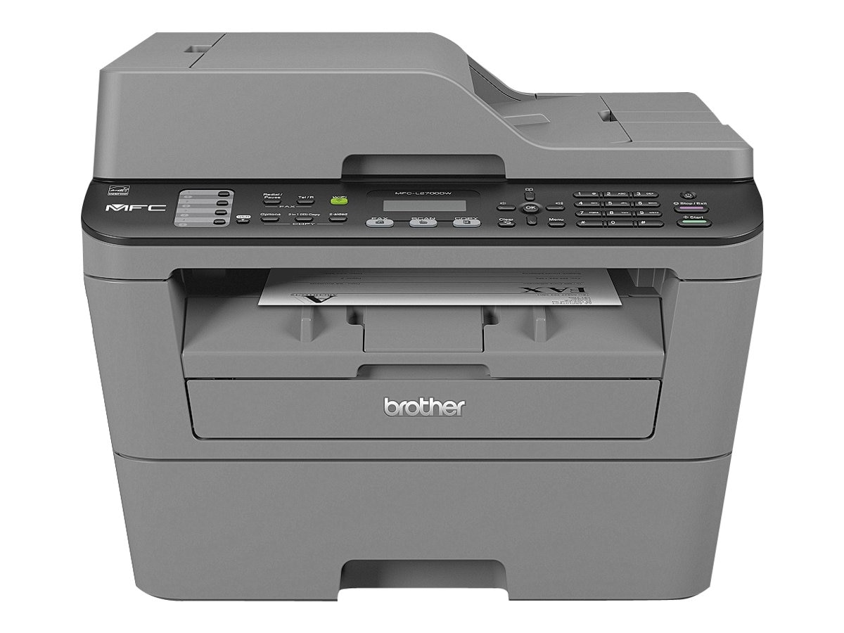 Brother MFC-L2700DW Compact Laser All-in-One