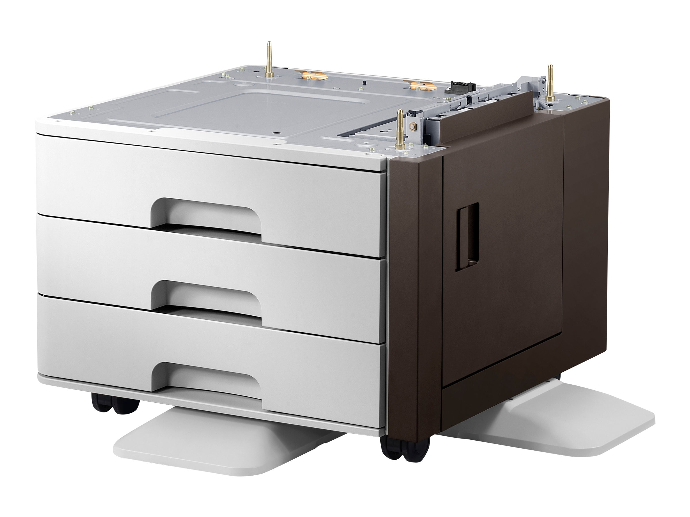 Samsung CLX-S8640T 1,560-Sheet Triple Cassette Feeder, CLX-S8640T, 30618590, Printers - Input Trays/Feeders