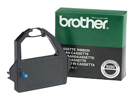 Brother Black Fabric Print Ribbon for M1300, M1800, M1900, XL1500 & XL500 Printers, 9090, 129664, Printer Ribbons