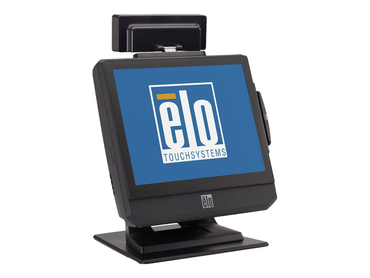 ELO Touch Solutions 15B2 15 Std LCD Cedarview Fanless Atom Accutouch Win 7 Pro Gray