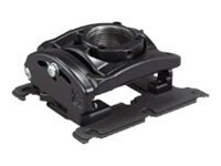 Chief Manufacturing RPA Elite Custom Projector Mount with Type A Keyed Locking, Black