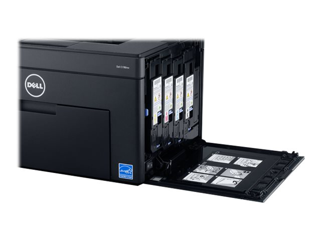 Dell C1760nw Color Printer, CGFYN