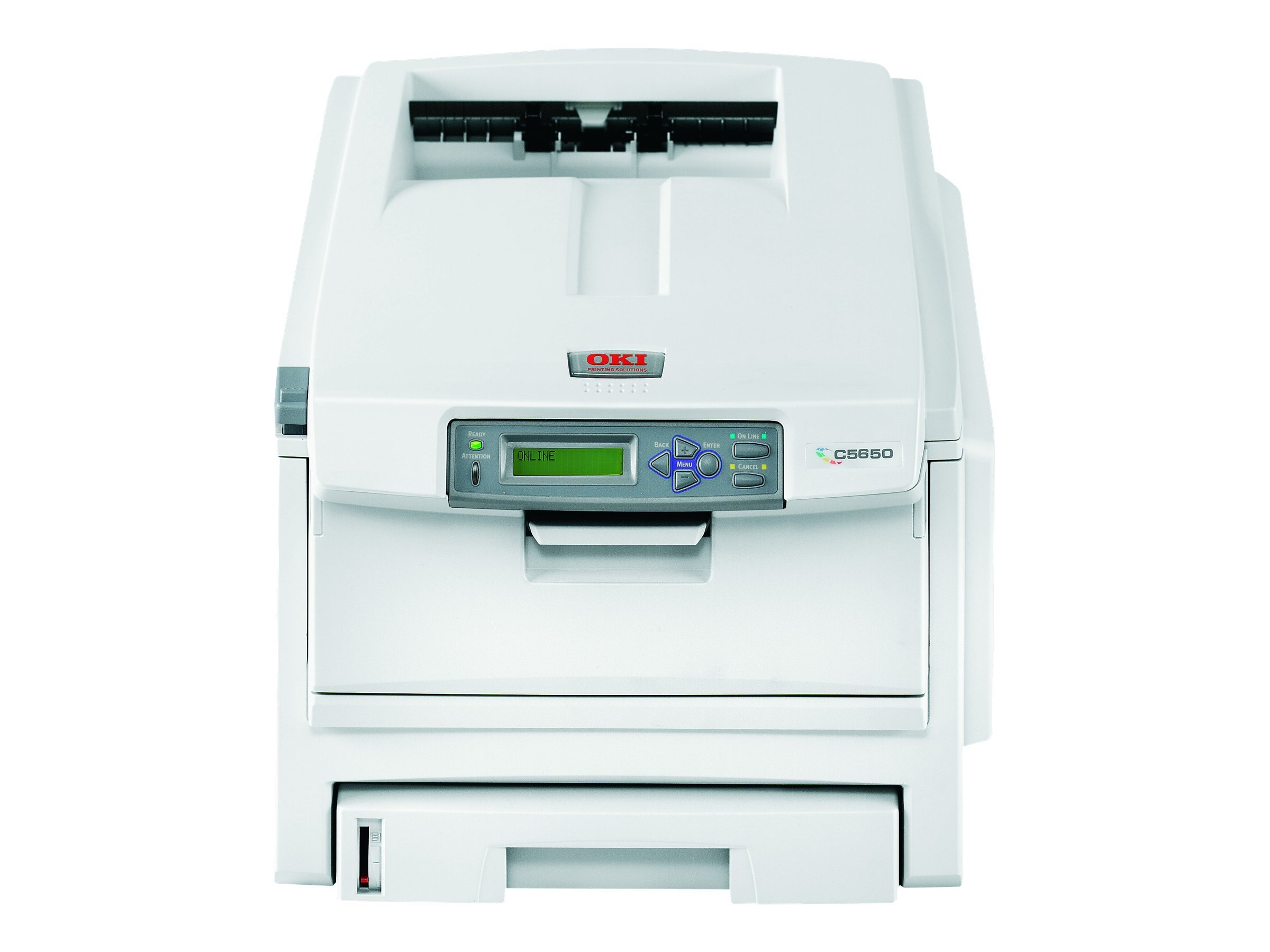 Oki C9650hn Color Laser Printer, 91642401