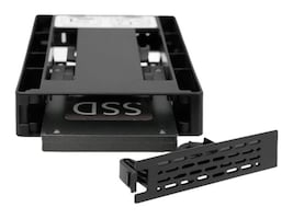 Icy Dock 2.5 to 3.5 SATA Solid State Drive Converter, MB882SP-1S-3B, 18558934, Drive Mounting Hardware