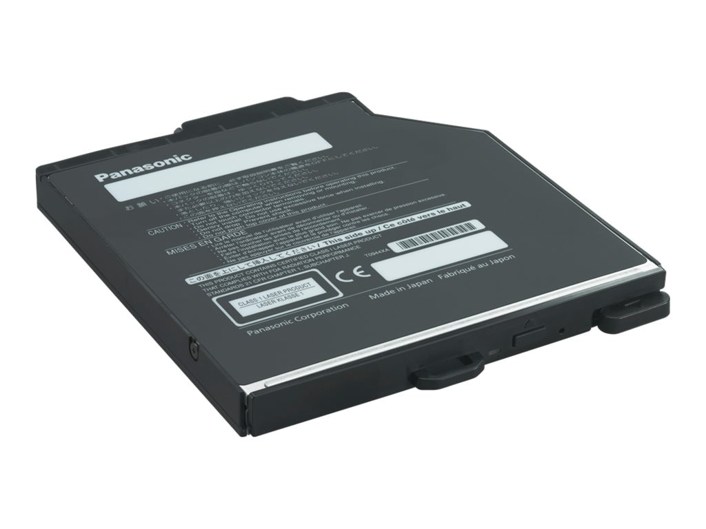 Panasonic DVD Multi Drive for ToughBook CF-31 Multimedia Bay, CF-VDM312U
