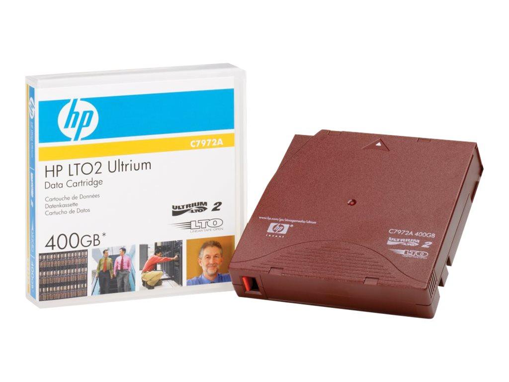 HPE 200 400GB 609m LTO-2 Ultrium Tape Cartridge