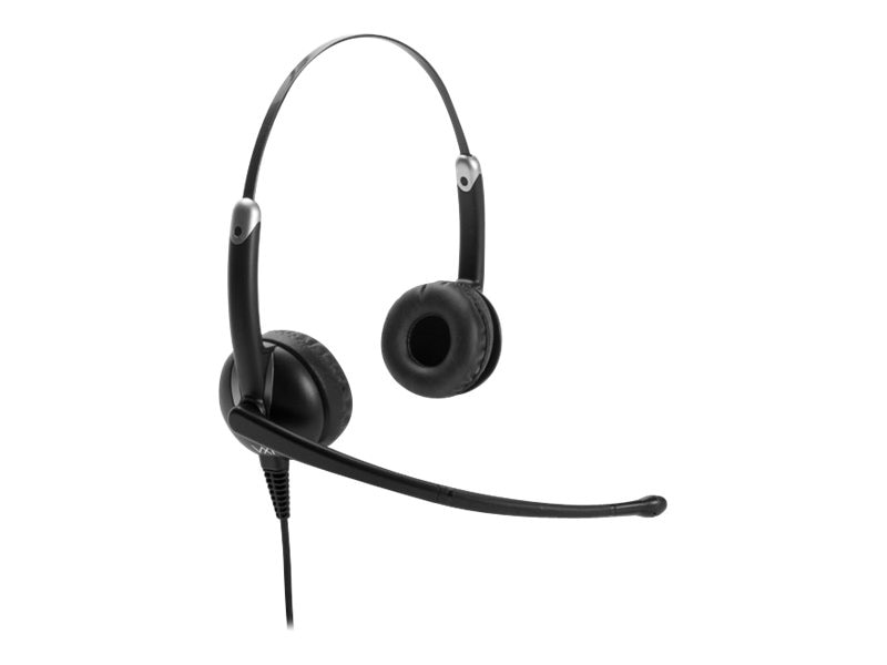 VXI Box Envoy UC 30 31U Headset with USB, 203349, 16399183, Headsets (w/ microphone)