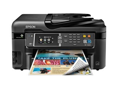 Epson WorkForce WF-3620 All-In-One Printer, C11CD19201