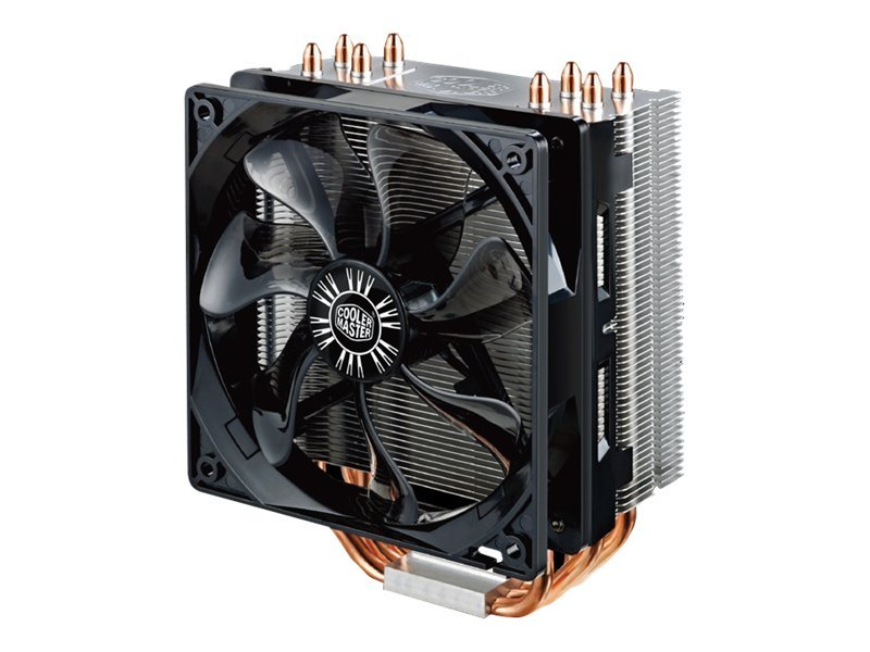 Cooler Master Hyper 212 Evo 120mm Case Fan, RR-212E-20PK-R2, 13742759, Cooling Systems/Fans