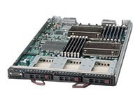 Supermicro Processor Blade SBI-7427R-T3, E5-2600, C600, Sandy Bridge, SBI-7427R-T3, 13764464, Servers - Blade
