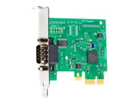 Brainboxes Intashield Low Profile PCIe 1 x RS232 Serial Card, IX-150, 16150231, Controller Cards & I/O Boards