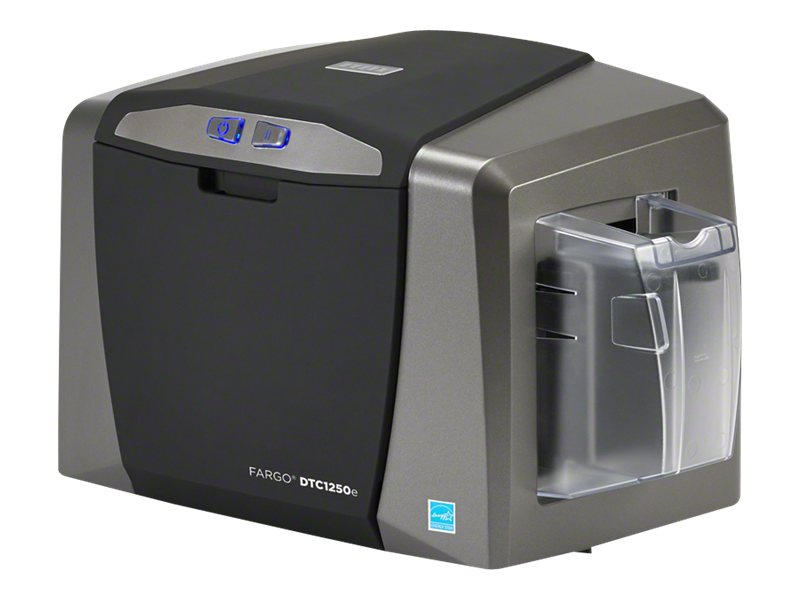 Fargo Electronics DTC1250e Card Printer-Encoder