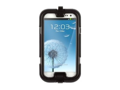 Griffin Survivor Rugged case for Galaxy S3 Black