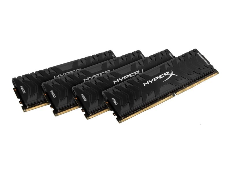 Kingston 16GB (4x4GB) 3000MHz DDR4 SDRAM UDIMM Kit