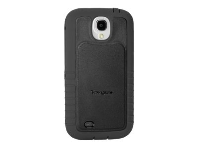 Targus SafePort Rugged Case Max for Samsung Galaxy S4, Black, TFD006US, 15799409, Carrying Cases - Phones/PDAs