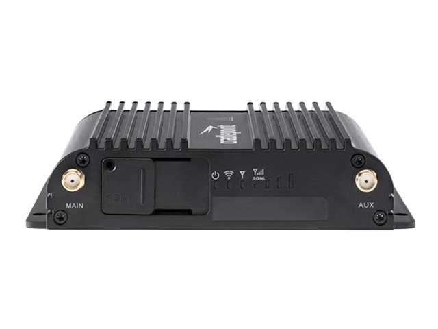 CradlePoint COR IBR650B Broadband Router w Embedded CAT 4 LTE Modem (No WiFi), IBR650B-LP4