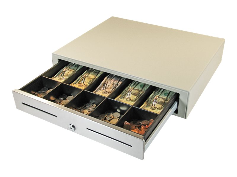 APG Vasario Cash Drawer, 19 x 15, Media Slots (VB320-BG1915), VB320-BG1915, 416112, Cash Drawers