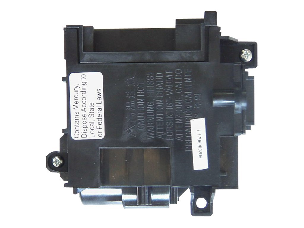 V7 Replacement Lamp for NP1150, NP1200, NP1250, VPL1798-1N